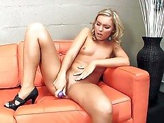 Top-grade amateur teen beauteous Ally Kay with small tits and